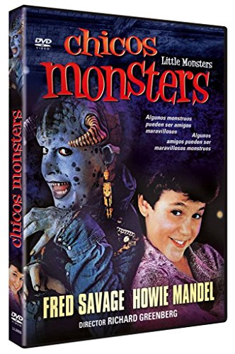 Chicos Monsters [DVD]