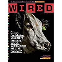 Deals on Wired Magazine Subscription 2 Year 24 Issues
