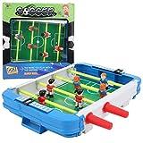 Qqmora Juguete portátil del fútbol del Escritorio de los niños del Juguete del fútbol de Mesa de los niños Mini, Durable, para los Deportes