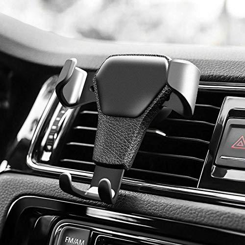 Generic N4U Online® Verstellbare Handyhalterung fürs Auto Lüftungsgitter Schwerkraft für Elephone P9000
