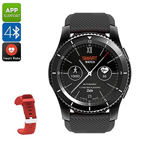 NO.1 G8 Phone Watch 1 IMEI Bluetooth 4.0 Sleep Monitor Pedometer APP Support