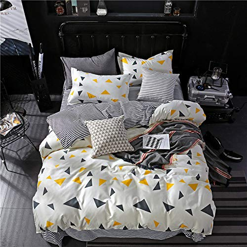 Used for Aloe Vera Cotton Four-Piece Bed Sheet, Quilt Cover Bedding 2.2m Four-Piece Set
