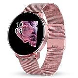 "GOKOO Reloj Inteligente Mujer Smartwatch 1.3"" IPS Pantalla..."