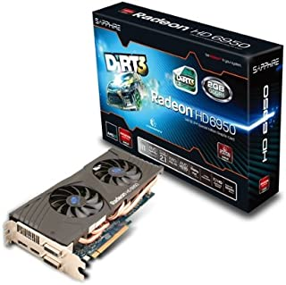 Sapphire 11188-05-40G ATI Radeon HD 6950 2GB - Tarjeta gráfica (ATI, Radeon HD 6950, 2560 x 1600 Pixeles, 2 GB, GDDR5-SDRAM, 256 bit)