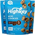 HighKey Snacks Keto Food Low Carb Snack Cookies, Chocolate…