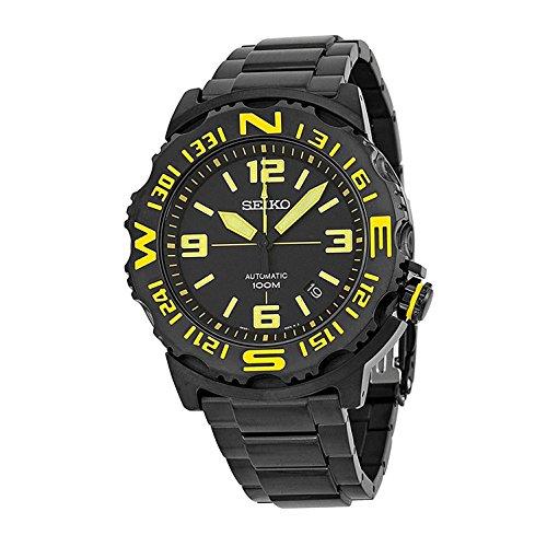 SEIKO Superior Automatic Herren-Armbanduhr 45MM AUTOMATIK SRP449
