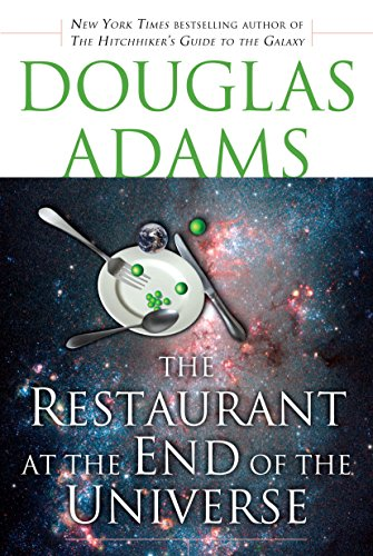 Amazon.com: The Restaurant at the End of the Universe ...