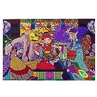 絵のパズル モノノ怪 (3) 1000ピース益智減圧玩具木製パズル 親子ゲーム おもちゃ 教育パズルのおもちゃギフトのため 画像パズル75.5*50.33cm