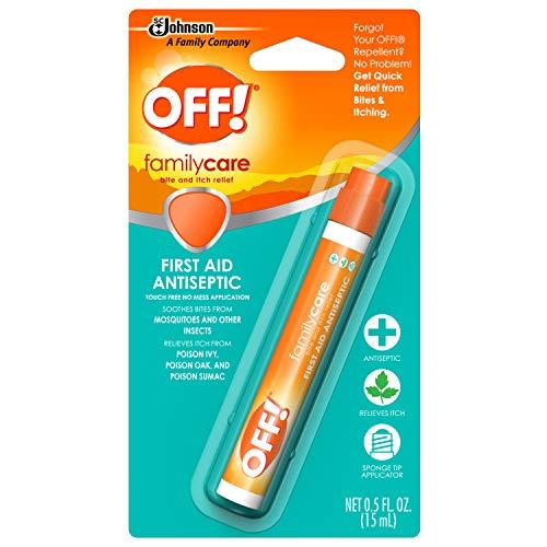 OFF! Family Care Bite Itch Relief Pen, 0.5 OZ