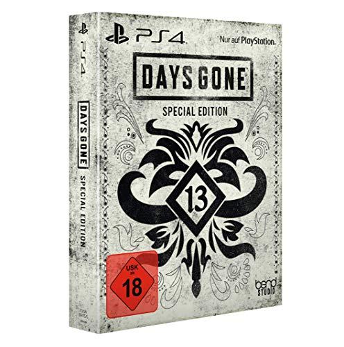 Days Gone - Special Edition - PlayStation 4 [Importación alemana]