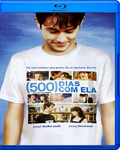 500 - Dias Com Ela - ( 500 Days Of Summer ) Marc Webb [ Blu-Ray ]