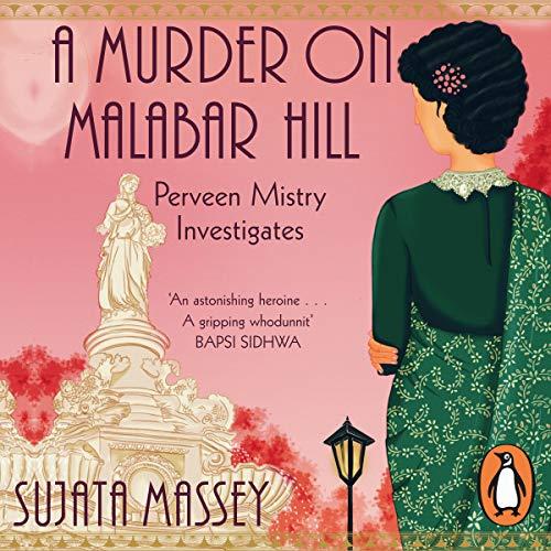 A Murder on Malabar Hill cover art