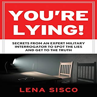 You're Lying! audiobook cover art