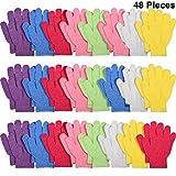 24 Paar Doppelseitige Peeling Handschuhe