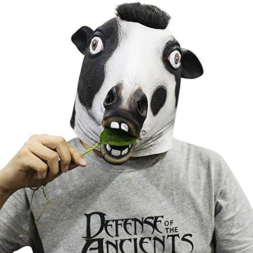 Cusfull Máscara De Látex Animales Disfrazarse de...