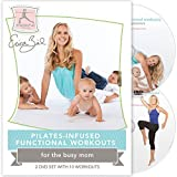 Pilates-Infused Functional Workouts, 2 DVD Set By Erica Ziel