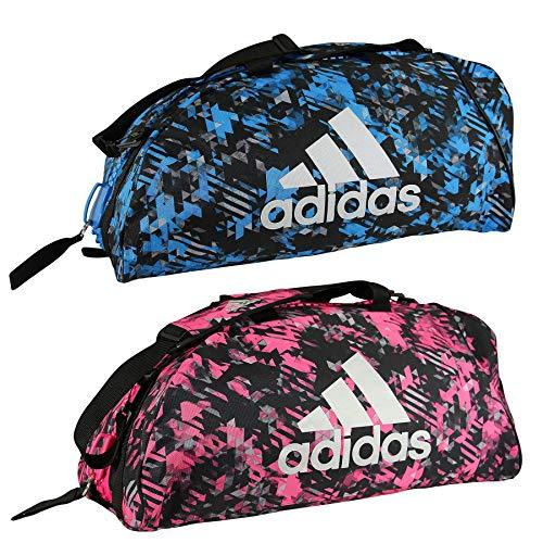 Adidas sporttas, camo, roze