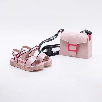be87da6ababc6 Sandália Grendene Infantil Larissa Manoela Fashion Bag Rosa