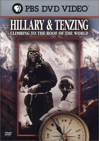 Hillary & Tenzing: Climbing to Roof of World
