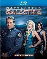 Battlestar Galactica: Season Two [Blu-ray] [Import]