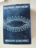 Boundary-Layer Theory (McGraw-Hill Series in Mechanical Engineering)