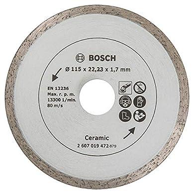 Foto di Bosch Home and Garden 2607019472 Disco Diamantato Piastrelle, 115 mm