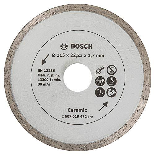 Bosch Diamanttrennscheibe für Fliesen (Ø 115 mm)