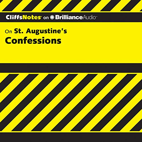 St. Augustine's Confessions: CliffsNotes Audiobook By Stacy Magedanz MLS cover art