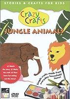 Crazy Crafts: Jungle Animals [DVD] [Import]