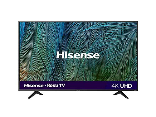 Hisense 55R6000FM Serie R6 55″ 4K UHD, Smart TV, Roku TV, HDR10, Roku Search, (2019) (55″)