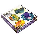 PETIT COLLAGE Puzzle Multicolor (PTC082