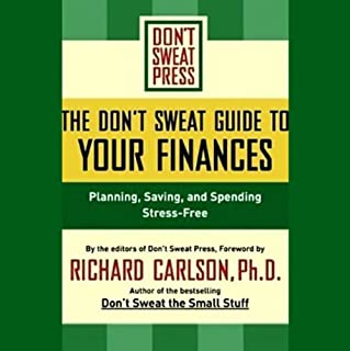 The Don't Sweat Guide to Your Finances cover art