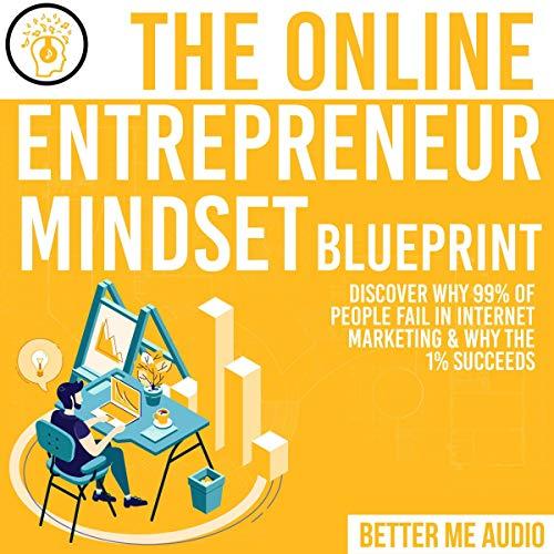 The Online Entrepreneur Mindset Blueprint audiobook cover art