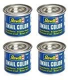 Revell 4 14ml Email Farben für Modellbau - Sie können die Farben wählen -
