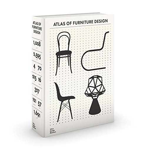 Compare Textbook Prices for Atlas of Furniture Design  ISBN 9783931936990 by Kries, Mateo,Eisenbrand, Jochen,Bassi, Alberto,Ferrari, Fulvio,Máčel, Otakar,Pavitt, Jane,de Roode, Ingeborg,Rossi, Catharine,Rüegg, Arthur,Sparke, Penny,Sudjic, Deyan,Tegethoff, Wolf,Thau, Carsten,Vindum, Kjeld,Ward, Gerald W.R.,Kries, Mateo,Eisenbrand, Jochen