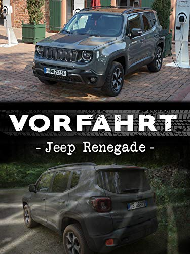 Vorfahrt: Jeep Renegade
