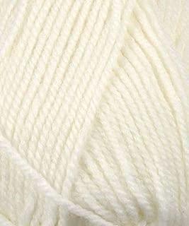 Plymouth Encore Yarn White 0208