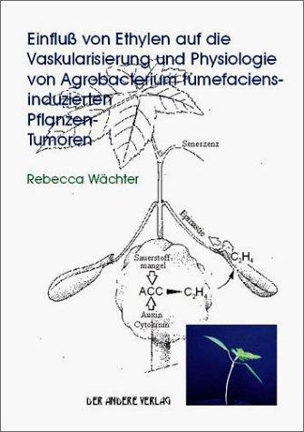 Einfluß von Ethylen auf die Vaskularisierung und Physiologie von Agrobacterium tumefaciens-induzierten Pflanzentumoren