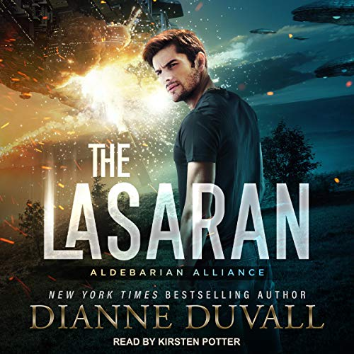 The Lasaran audiobook cover art