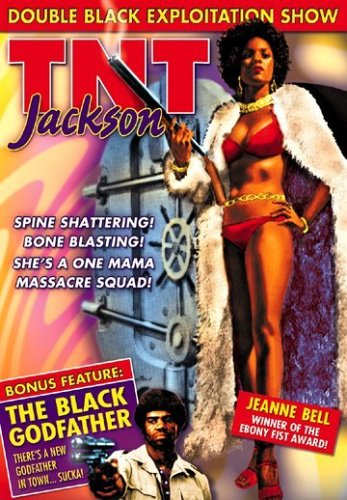 Double Black Exploitaton Show: TNT Jackson/The Black Godfather