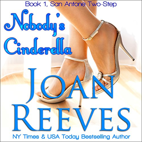Nobody's Cinderella audiobook cover art