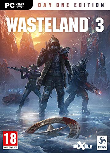 Wasteland 3 : Day One Edition pour PC