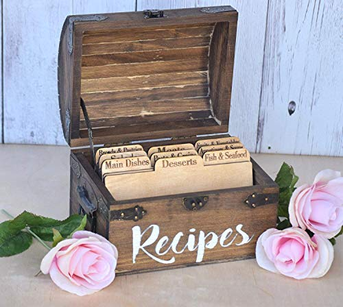 french recipe box - 2
