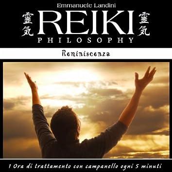 Reiki Philosophy: reminiscenza (1 ora di trattamento con campanello ogni 5 minuti)