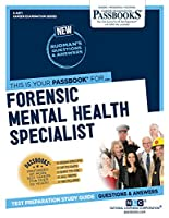 Forensic Mental Health Specialist (Career Examination)