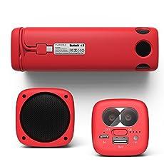 Image of Puridea Red Portable. Brand catalog list of PURIDEA.