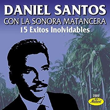 15 Éxitos Inolvidables De Daniel Santos