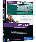 UML 2.5: Das umfassende Handbuch (Ausgabe 2021) - inkl. DIN A2-Poster mit allen Diagrammtypen