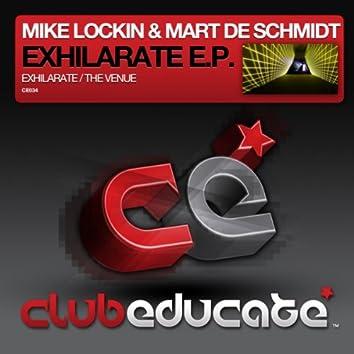 Exhilarate EP