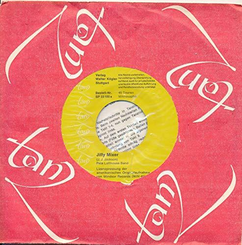 Jiffy Mixer- Pete Lofthouse Band - FLC - Single 7